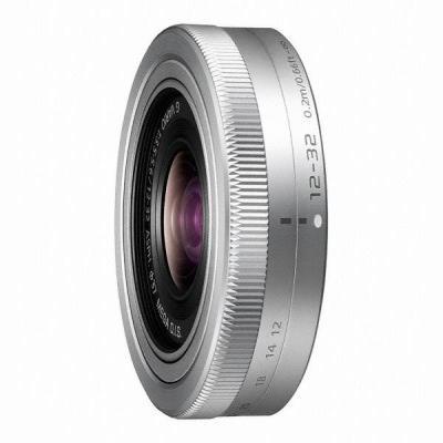 Panasonic LUMIX G Vario 3.5-5.6/12-32mm Asph. / MEGA O.I.S. Camera lens - Zilver