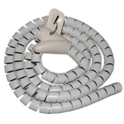 Adj kabel beschermer: 1.5m, 20mm, cream - Crème