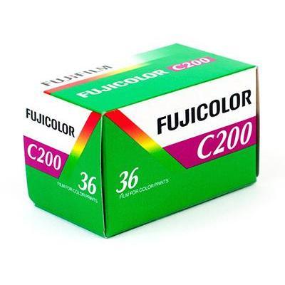 Fujifilm kleurenfilm: Fujicolor C200