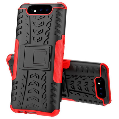 CoreParts MOBX-COVER-A80/A90-R Mobile phone case - Rood