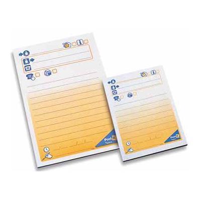 Post-it etiket: TELEFOON NOTES 7,5X10,5 50V