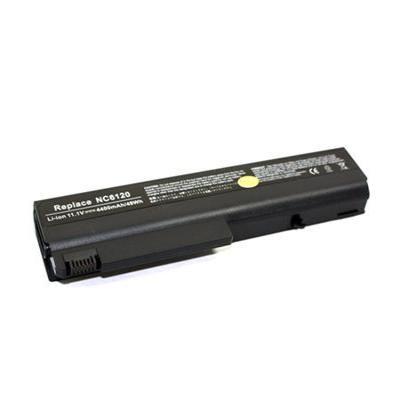 HP Li-Ion, 4400mAh, 11.1V, Black Refurbished Batterij - Zwart - Refurbished ZG