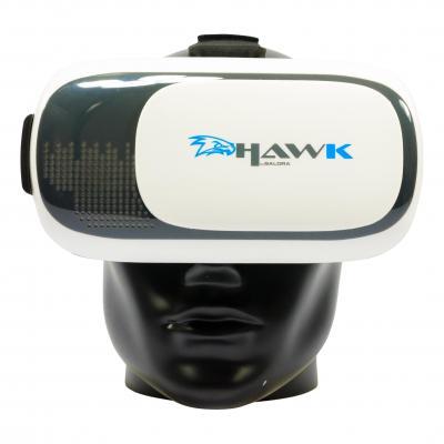Salora virtual reality bril: Virtual Reality bril met instelbare lenzen, geschikt voor smartphones van 3.5 tot en met .....