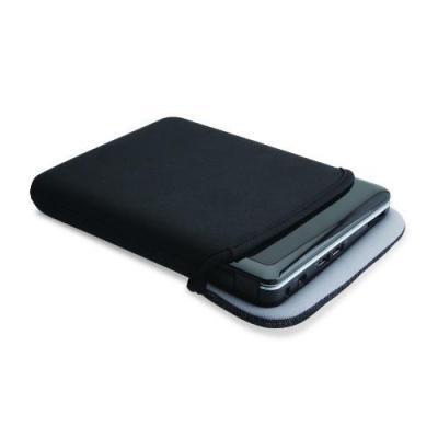 "Kensington laptoptas: SP Sleeve for iPad 9""/22cm - Zwart, Grijs"