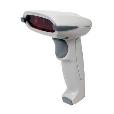 König barcode scanner: Laser, USB, ABS - Grijs