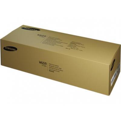 Samsung toner collector: CLT-W659 - Zwart, Cyaan, Magenta, Geel