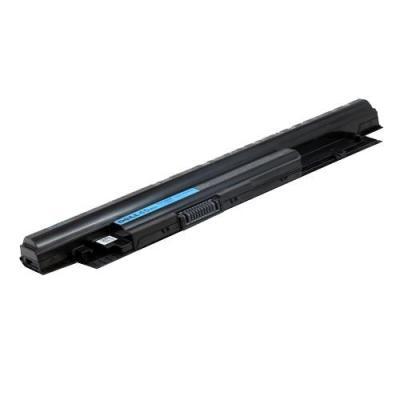 Dell batterij: 65 WHr 6-Cel Lithium-Ion Batterij voor geselecteerde Inspiron / Vostro Laptops - Zwart, Blauw
