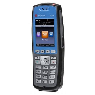 Spectralink telephone headset: 8440 - Blauw