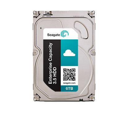 Seagate ST6000NM0084 interne harde schijf