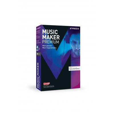 Magix audio software: Magix, Music Maker Premium