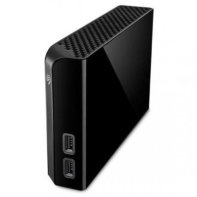 Seagate externe harde schijf: Backup Plus Hub 8TB - Zwart
