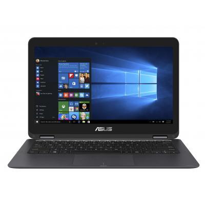 Asus laptop: ZenBook Flip UX360UAK-BB281T - Grijs