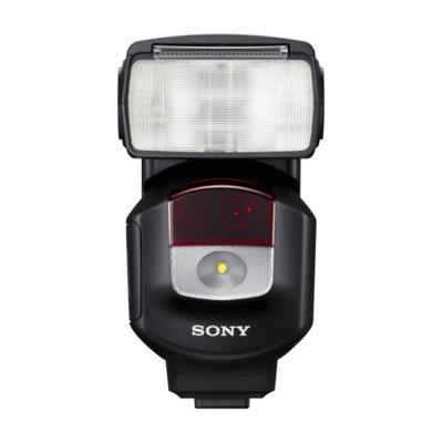 Sony camera flitser: Externe draadloze GN43-flitser met Quick Shift Bounce, meerdere flitslichten en automatische .....