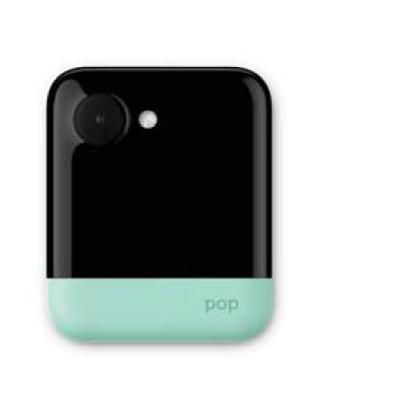 Polaroid direct klaar camera: POP - Zwart, Groen