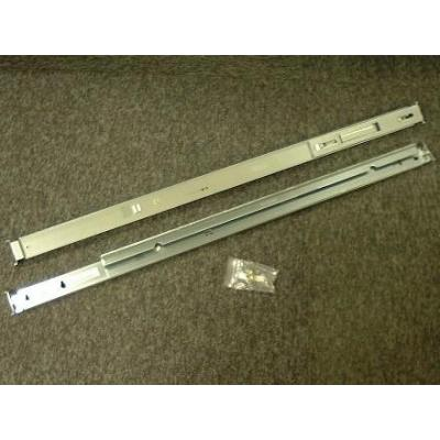 Hewlett Packard Enterprise Rail kit - Includes left and right rails and screws Rack toebehoren