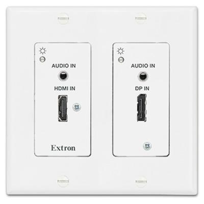 Extron DTP T DWP 4K 232 D - Wit