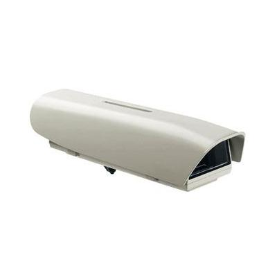 Videotec behuizing: HOV housing 300mm w/sunshield & heater IN 120/230Vac