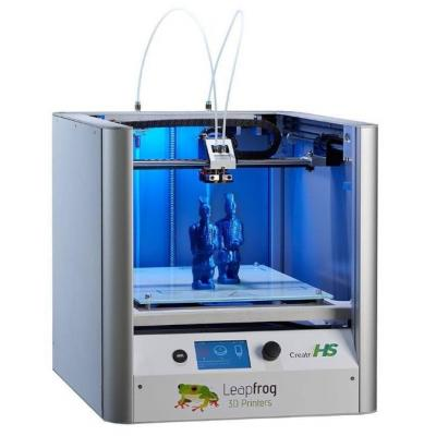 Leap frog 3D-printer: Creatr HS - Aluminium