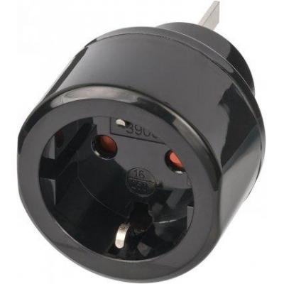 Brennenstuhl stekker-adapter: Travel Adapter Earthed/Australia, China