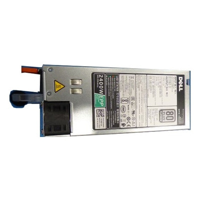 DELL 450-AGFW Power supply unit - Zwart, Metallic