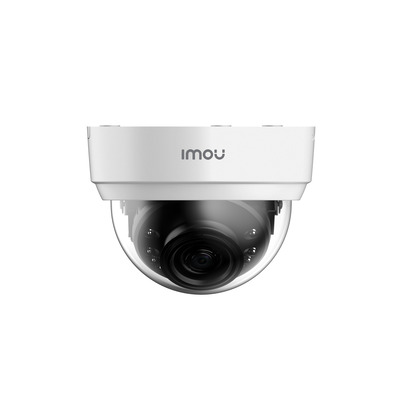 Imou Dome Lite Beveiligingscamera - Zwart, Wit