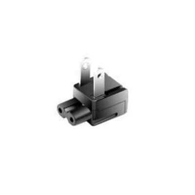CoreParts US Plug for USB-C Adapters Elektrische stekker - Zwart