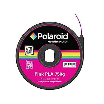 Polaroid 3D printing material: 750g, PLA, Pink - Roze
