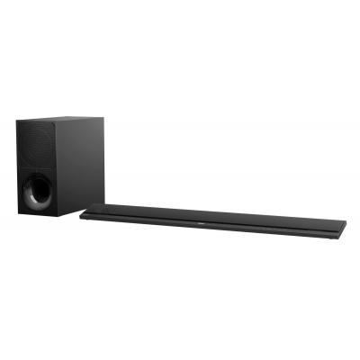 Sony soundbar speaker: 350 W, 2.1 ch, 4K HDR, 3x HDMI, HDCP 2.2, DTS-HD, Dolby® TrueHD - Zwart