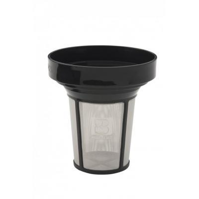Bredemeijer : Tea filter Universal Duet - Zwart, Roestvrijstaal