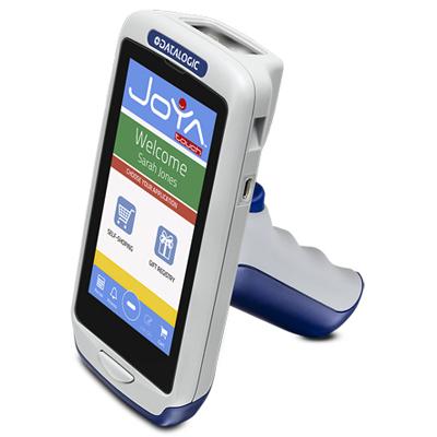 Datalogic Pistol Grip Conversion Kit, Blue/White - Blauw,Wit