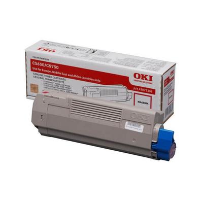 OKI Magenta voor C5650 / 5750 Toner