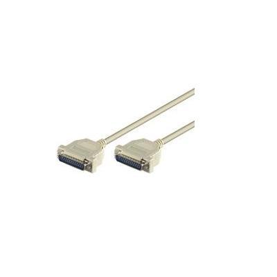 Wentronic paralelle kabel: CAK D-SUB 180 25M/25M 1.8m