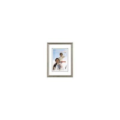 """Hama Wooden Frame """"Oregon"""", Silver, 7 x 10 cm Fotolijst - Zilver"""