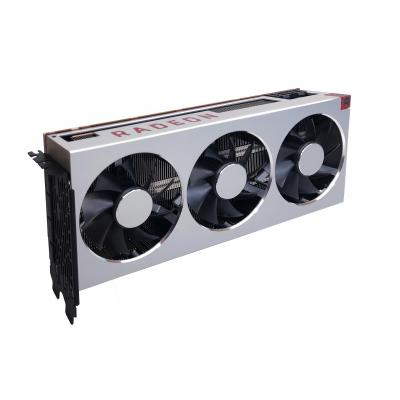 XFX AMD Radeon VII, Base: 1400MHz, Boost: 1750MHz, 16GB HBM2, 4096 x 2160