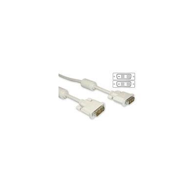 Intronics DVI kabel : SLAC DVI-D Single Link aansluitkabel male - male