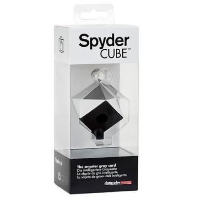 Datacolor camera kit: SpyderCube - Zilver
