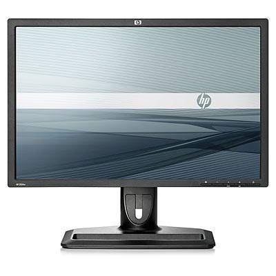 HP monitor: ZR24w 24-inch S-IPS LCD Monitor - Zwart (Refurbished LG)