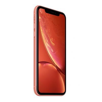 Apple smartphone: iPhone XR - Koraal 128GB