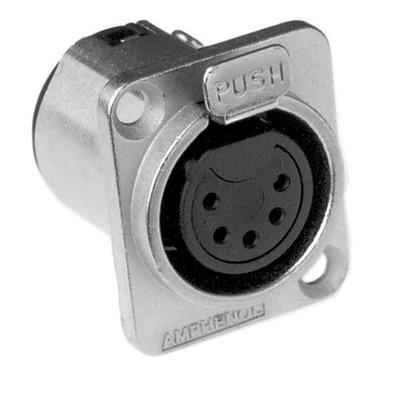 Amphenol AC5FDZ kabel-connectoren