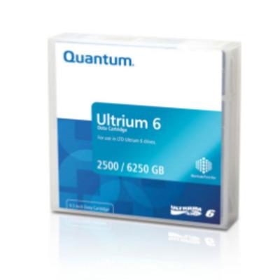 Quantum datatape: Library Pack, Ultrium 3, 400GB Native, 2:1 - Blauw, Grijs