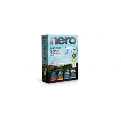 Nero software: 2017 Platinum