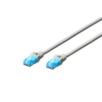 Digitus Cat.5e, U-UTP, 0.5m Netwerkkabel