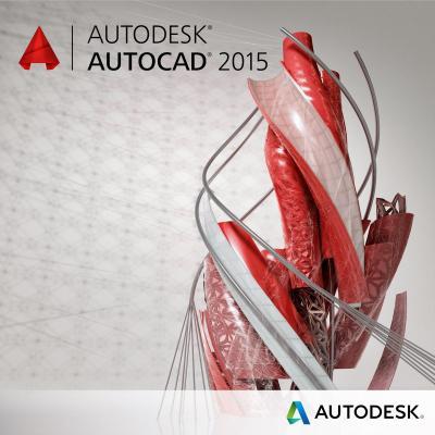 Autodesk software: AutoCAD LT 2015 voor Windows