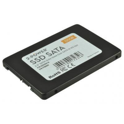 2-power SSD: SSD2041A - Zwart
