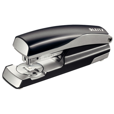 Leitz nietmachine: NeXXt 5562 - Zwart, Zilver