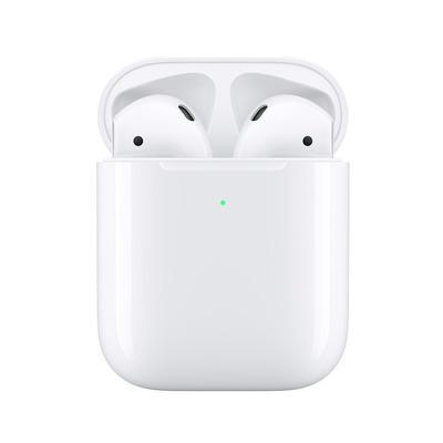 Apple AirPods (2nd generation) met draadloze oplaadcase Headset - Wit