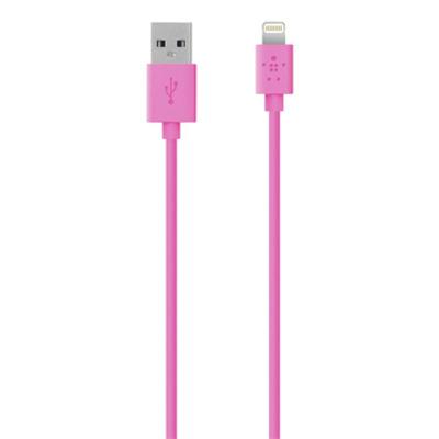 Belkin MIXIT↑ Lightning - USB - Roze