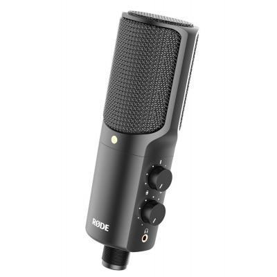 Rode microfoon: NT-USB - Zwart