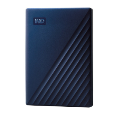Western Digital My Passport for Mac Externe harde schijf - Blauw