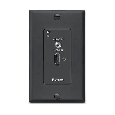 Extron DTP T HWP 4K 231 D Kabel adapter - Zwart
